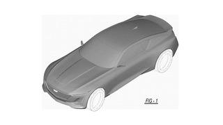 凯迪拉克概念跑车专利图 曝光品牌未来设计方向