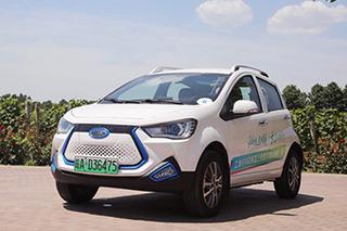 江淮集团上半年销量超25万辆 MPV/轿车增幅明显