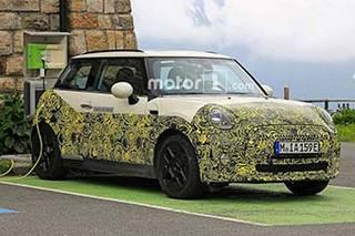 MINI纯电动将采用BMW i3动力总成 明年11月投产