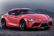 丰田全新跑车Supra长这样? 将于明年上半年上市