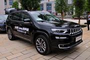 Jeep全新指挥官正式上市 售价为25.98-31.58万元