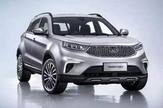 """福特再添""""悍将""""!推全新中型SUV/明年在华上市"""