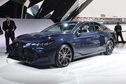 与皇冠一同销售 亚洲龙将广州车展亮相/明年上市