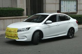 探馆:东南全新紧凑级轿车A5