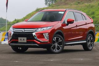 广汽三菱奕歌5款车型配置公布 首搭1.5T发动机