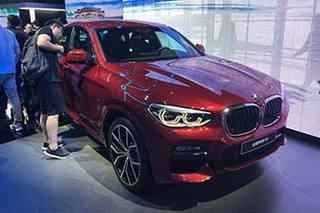 全新一代BMW X4正式上市 售46.68-59.98万元