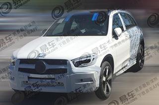 奔驰GLC推长轴版 轴距优势明显/明年上半年上市