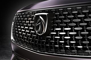 宝骏全新SUV外观细节曝光 定位更高端/年底上市