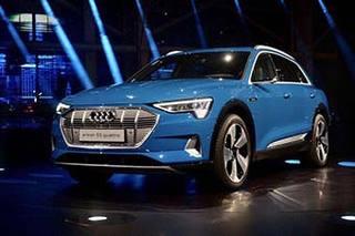 奥迪量产纯电SUV来了!美国市场7.48万美元起售