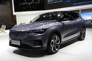 ENOVATE首款SUV首发 iMA架构打造/明年4月上市