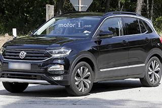 """大众全新SUV""""T-Cross""""25日首发 将国产引入"""