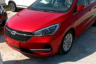 奇瑞艾瑞泽EX今日上市 推7款车型/预计5万元起售