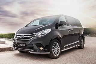 大通G10新车型正式上市 售15.78-22.98万元
