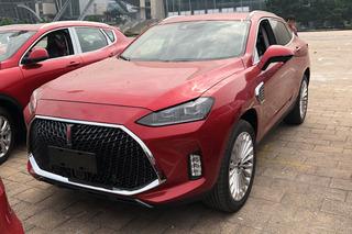 2018广州车展探馆:WEY全新插电混动SUV P8 GT