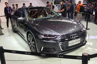 奥迪全新一代A6L正式亮相 明年初国内上市