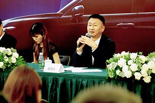 一汽丰田水谷雅史:今年在华销量有望超71.5万辆