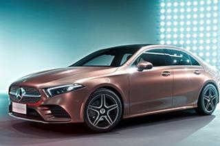 预售21.6-30.8万 奔驰长轴距A级轿车于明日下线