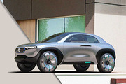 "smart和奔驰A级之间的""插班生"" 微型SUV来报道"