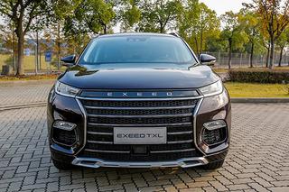 星途首款量产SUV抢先看! 搭1.6T引擎/明年上市