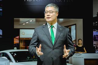 豪车会客厅丨阿斯顿•马丁在华发展进入新阶段
