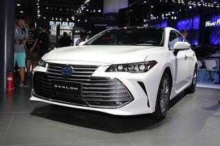 丰田亚洲龙天津投产 年产8.4万/引入插电混动版