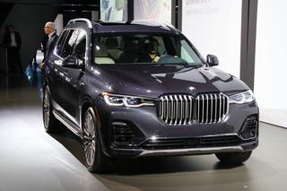 来自巴伐利亚的移动城堡 实拍全新BMW X7