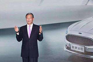 福特人事变动:刘曰海代理全国销售服务机构总裁