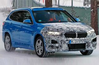 新款宝马X1外观升级 将于明年3月日内瓦车展亮相