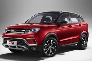野马全新SUV T60将推5款车型 搭1.5L/1.5T发动机