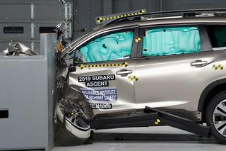 美国公布年度最安全车型 30款入围/国内多数有售