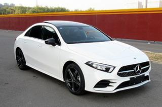 奔驰A级将增2.0T车型 动力打平A3/有望年内上市