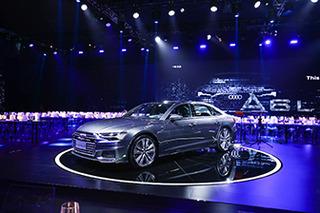 全新一代奥迪A6L领衔 上周共有5款新车上市