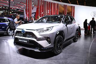 一汽丰田5款新车今年将上市 挑战74.5万辆目标