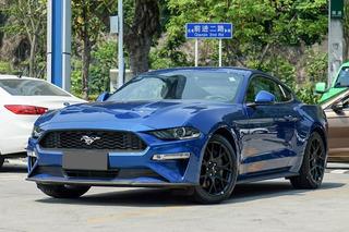 2019款福特Mustang上市 售价40.38-59.18万元