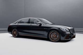 Mercedes-AMG S65 Final Edition revealed