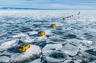 林海奇遇!一汽-大众T家族探秘阿尔山古老神奇的不冻河