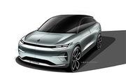曝零跑全新跨界SUV 上海车展亮相/明年年底上市