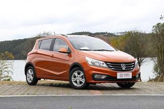 宝骏310 1.2升车型增AMT变速箱 综合油耗5.4升