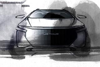 曝捷途全新SUV概念车 4月16日亮相/未来将量产