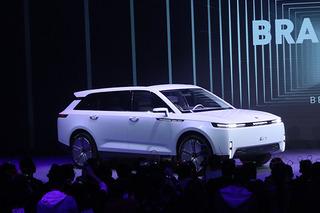 博郡汽车品牌发布 两款SUV亮相/iV6明年初交付