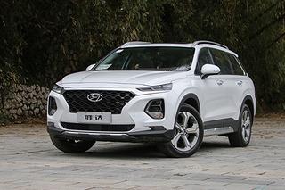 大6座旗舰SUV 北京现代第四代胜达预售21.28万起