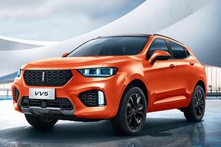 WEY VV5 1.5T车型今日上市 特别版预售价14.38万