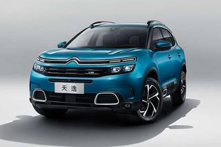 动力提升/换8AT 东风雪铁龙天逸新车型售21.17万