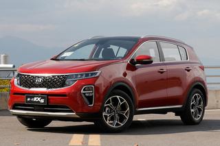 起亚新一代KX5增全新车型 27日上市/配四驱系统