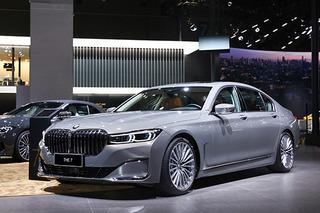 换代般的全面提升 新款BMW 7系售82.8万元起