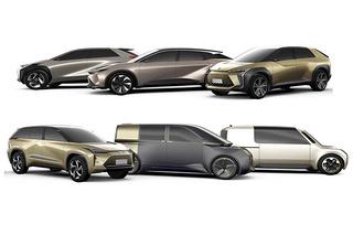 丰田提速新能源步伐 明年起推10款全新电动车