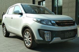 昌河新小型SUV搭1.5T引擎