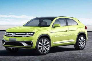 曝上汽大众产品规划 含全新大型SUV及途观轿跑版