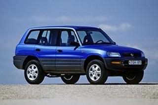 都得管我叫祖宗 开创城市SUV细分市场的RAV4