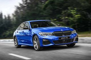 New BMW THE3 made-in-China version